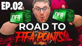 ROAD TO FIFA POINTS! - EPISODIO #02