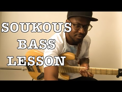 Download Complete Soukous Bass Lesson - How to learn Sebene, Makossa, Calypso,  and Soukous Bass
