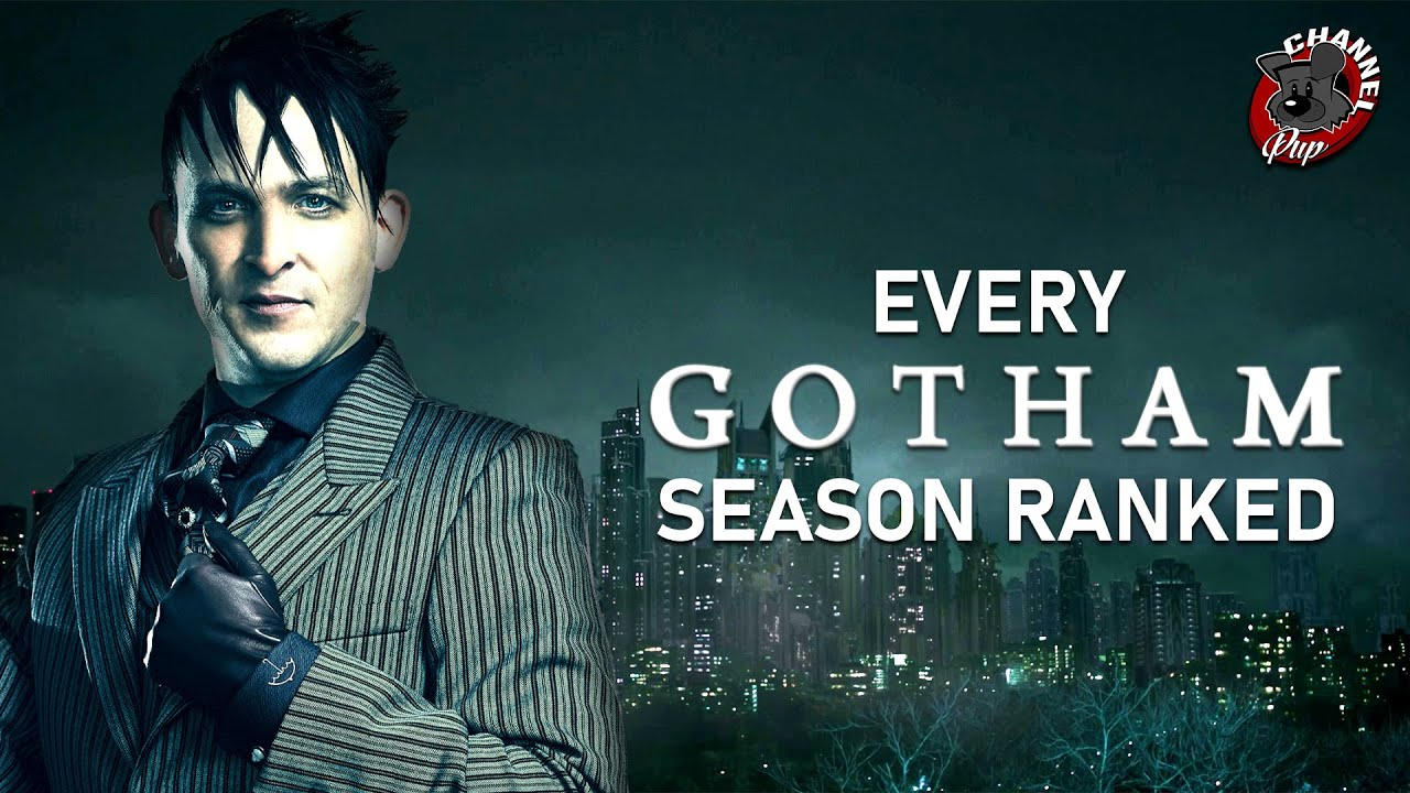 Download Every Season of Gotham Ranked from Worst to Best
