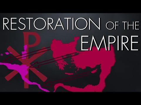 Justinian's Restoration of the Empire