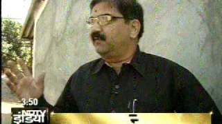 RAJESH BHATT BHUJ ON NDTV SUCCESS STORY AFTER EARTHQUAKE 2001