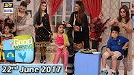 Good Morning Pakistan - Ramzan Special - 22nd June 2017 - ARY Digital Show