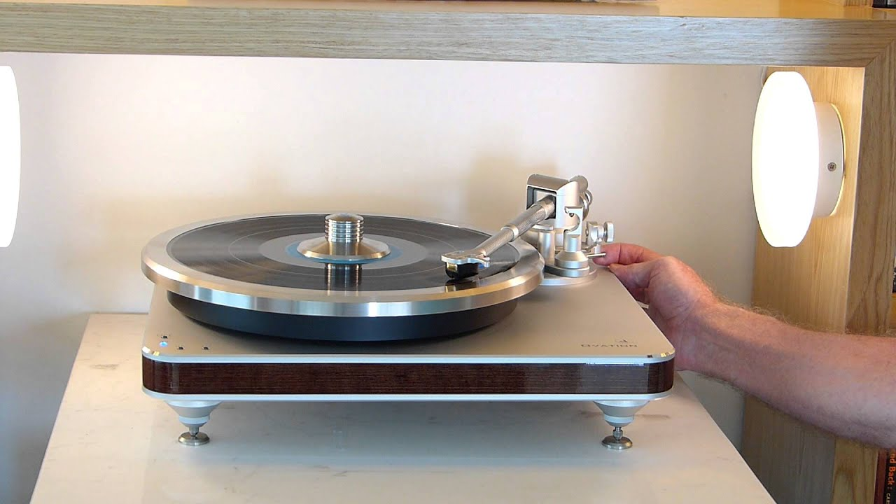 Clearaudio performance dc turntable package - Clearaudio Ovation Universal Tonearm Talismann Primare Phono Linn Dynaudio S3 4 Youtube