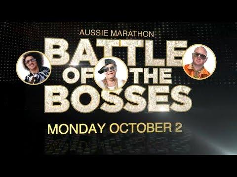Battle of the Bosses - Rupert Degas