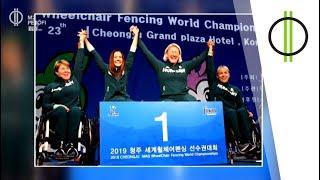 A cél Tokió! – Hajmási Évi paralimpikon