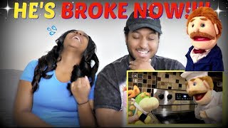 "SML Movie: ""The Bet!"" REACTION!!!"