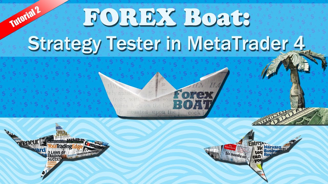 Strategy Tester Testing Optimization In Metatrader 4 For