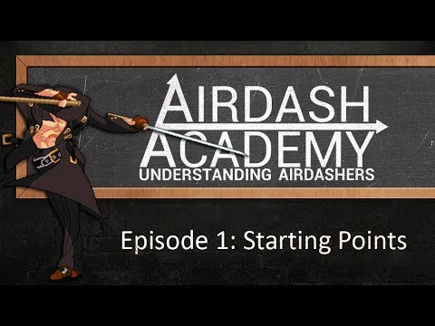 Airdash Academy ep.01 - Starting Points