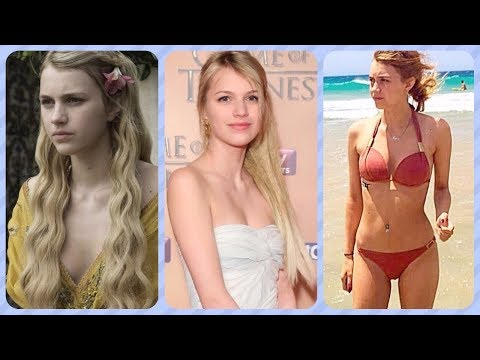 Nell Tiger Free Myrcella Baratheon in Game of Thrones S5S6  Family  Friends  Lifestyle
