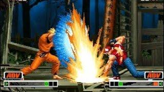 [TAS] Terry VS Ryo (KoF '98)