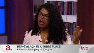 Eternity Martis: Being Black in a White Place
