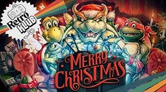 Die schönsten Retro-Games zum Weihnachts-Zocken | Retro Klub