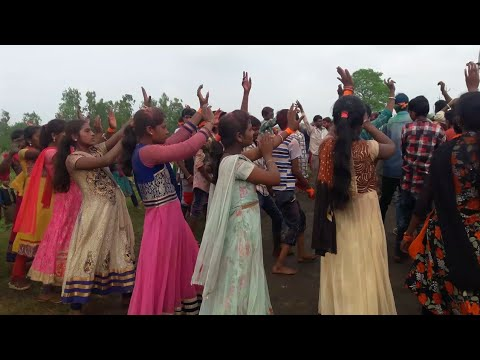 MangalVar Ni Rate Light Lab Zhaba Zhab Thay Gujarati Timli | Just Entertainment DESI Dance |