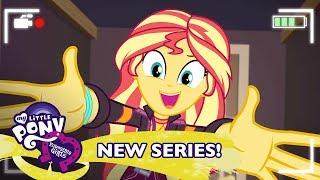 'How to Backstage' Original Short 🎟 MLP: Equestria Girls Season 2
