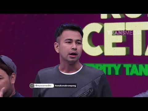 REPUBLIK SOSMED - Kocak! Raffi Ahmad Sampe Stress Sama Acara Ini (10/2/18) Part 1