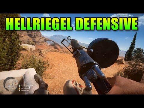 Hellriegel 1915 Defensive