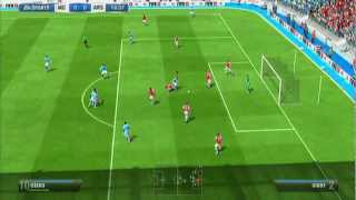 FIFA 13 - PS3 Gameplay HD