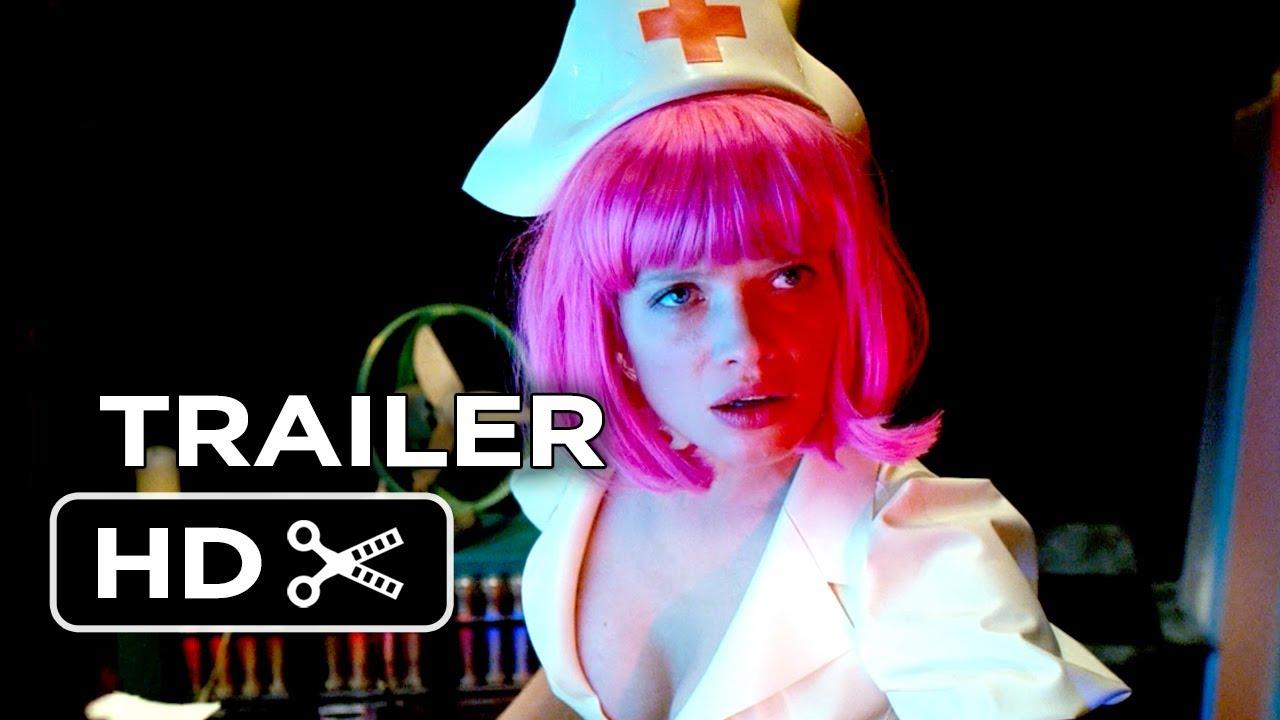The Zero Theorem Official Trailer #1 (2014) - Terry Gilliam Sci-Fi Fantasy HD
