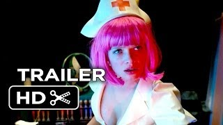 The Zero Theorem Official Trailer #1 (2014) - Terry Gilliam Sci-Fi Fantasy HD