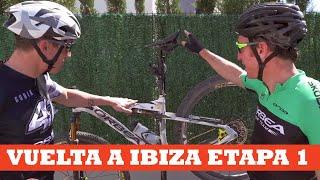 Etapa 1 Vuelta a Ibiza con Aleix Espargaró | Ibon Zugasti