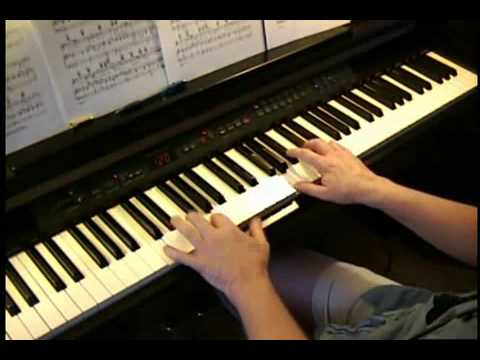 You Raise Me Up Piano Youtube