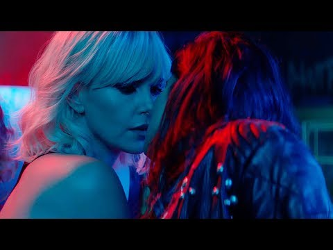 """Atomic Blonde"" movie review by Justin Chang 