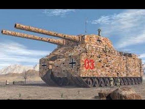 Танки 2 мировой войны