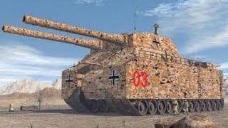 самый большой танк в мире(самый большой танк второй мировой войны., 2015-01-31T04:51:55.000Z)