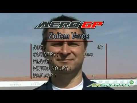 Aero GP meet the pilots
