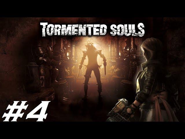 Tormented Souls [Walkthrough Part 4/6] - Gameplay PC