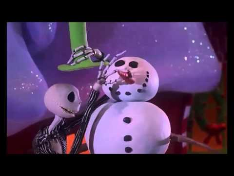 Tim Burton's The Nightmare Before Christmas 'What's This?' Rock Cover By Natewantstobattle