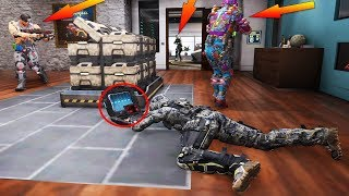 NINJA DEFUSE WINS THE GAME! (Black Ops 3 Funny Moments, Epic Fails, and Ninja Defuses)