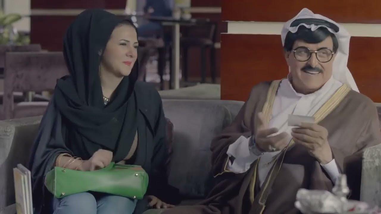 اضحك مع خفة دم سمير غانم من مسلسل لهفه😁😁