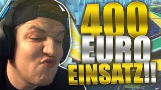 400 Euro Einsatz | Rage 😡| SpontanaBlack