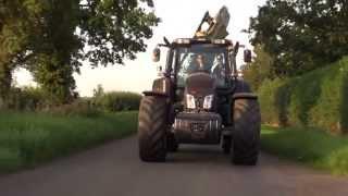 TASTER VIDEO: Valtra N163 on test