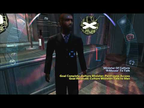 Let's Play Deus Ex: Invisible War 3: Upper Seattle-Club Vox and Emerald Suites