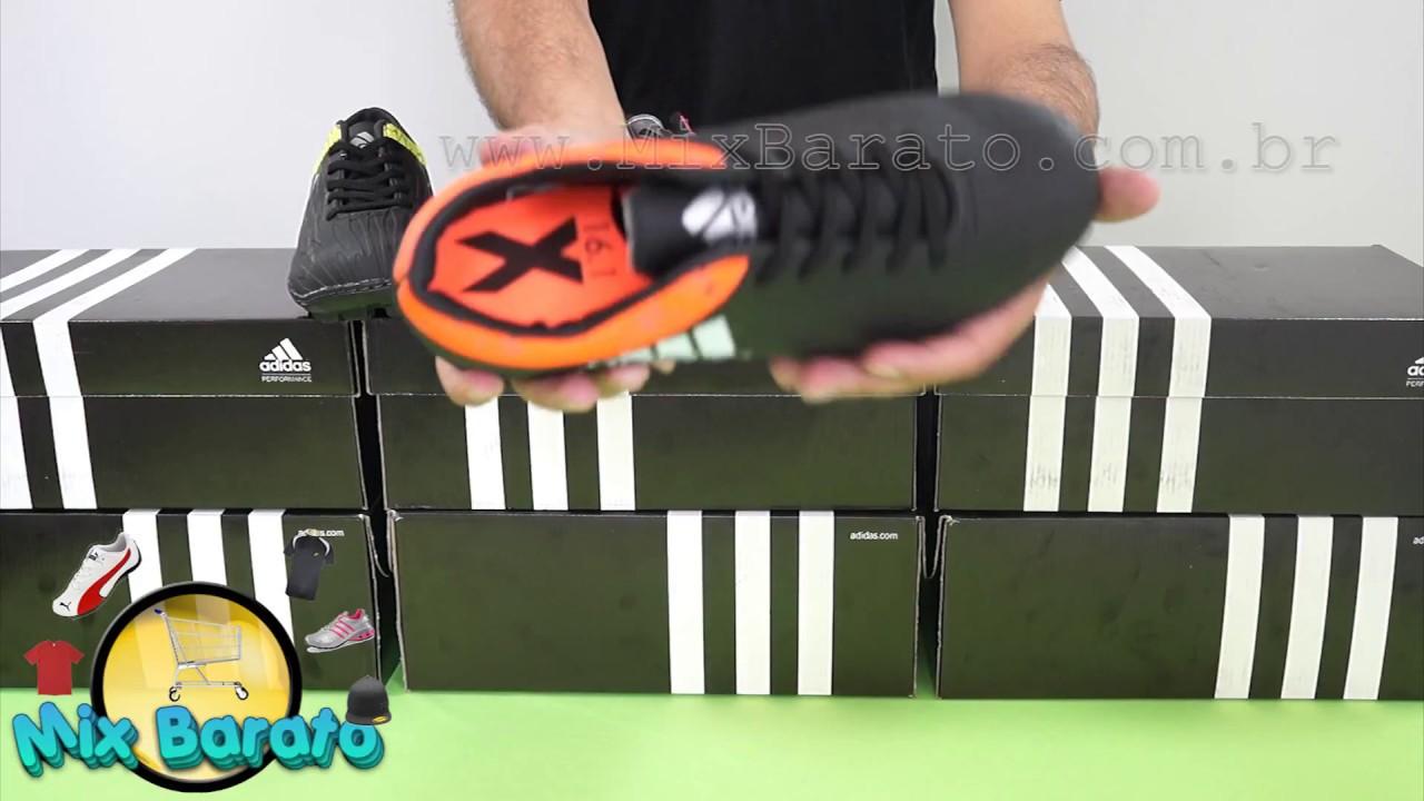 c798d5b76a Mix Barato - Chuteira Adidas X 16.1 Society - YouTube