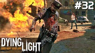Dying Light Gameplay PC PL / FULL DLC [#32] To PUŁAPKA /z Skie