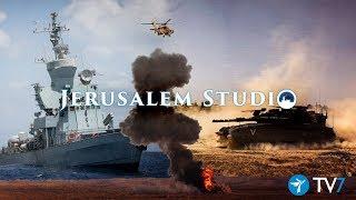 Israeli preparedness amid heightened tensions - Jerusalem Studio 446