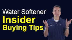 Water Softener Insider Buying Tips