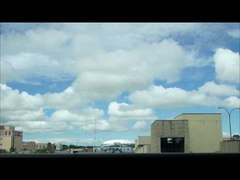 2016-07-07 Regina today (a cloudy day) Olympus TG-870 time lapse