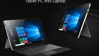 Обзор Jumper EZpad 5s - планшет и ультрабук