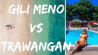 Gili Meno vs. Gili Trawangan - Which island is best?