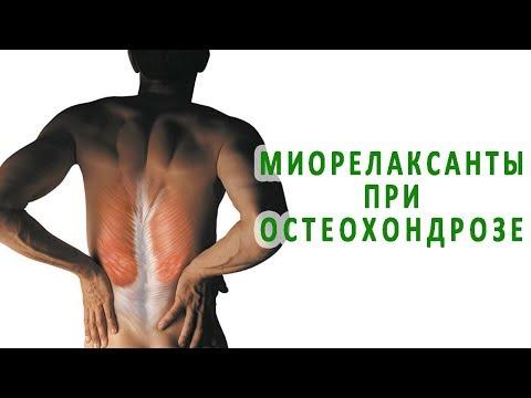 Миорелаксанты для снятия мышечных болей препарат