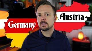 Austria vs Germany 🇦🇹🇩🇪 A Get Germanized Comparison