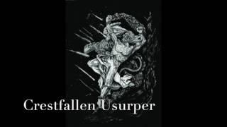 Mizmor (מזמור) - Crestfallen Usurper (2015)