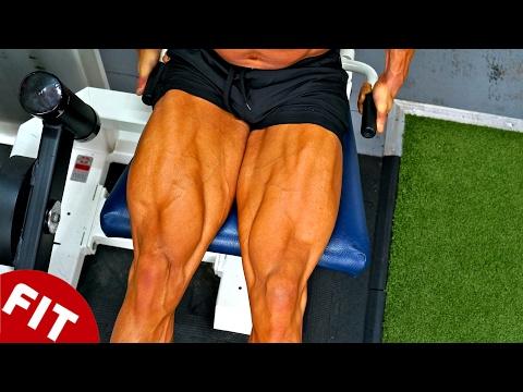 DYNAMIC TENSION FOR SHREDDED LEGS!