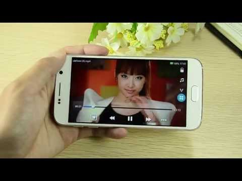 [First hands on] NO.1 S6i 5.1 Inch Android 5.0 1GB+16GB Smartphone Unboxing and Review