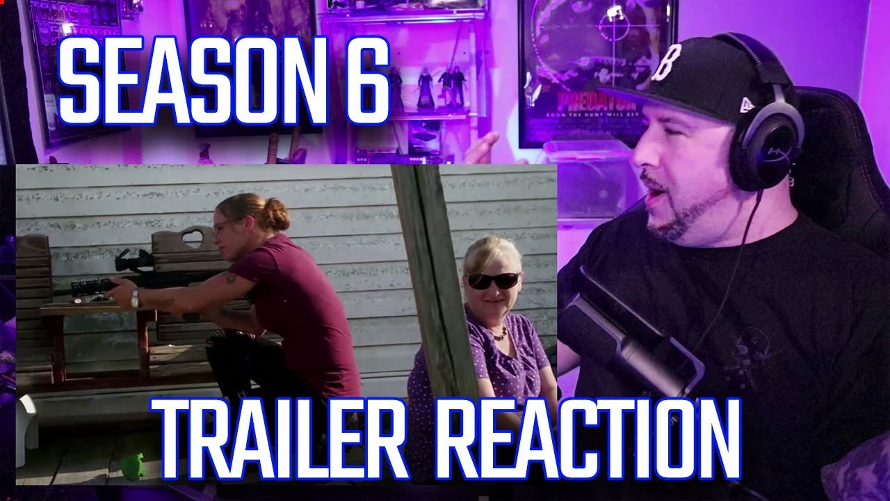 60 Days in - Season 6 Narcoland Mission Trailer [REACTION]