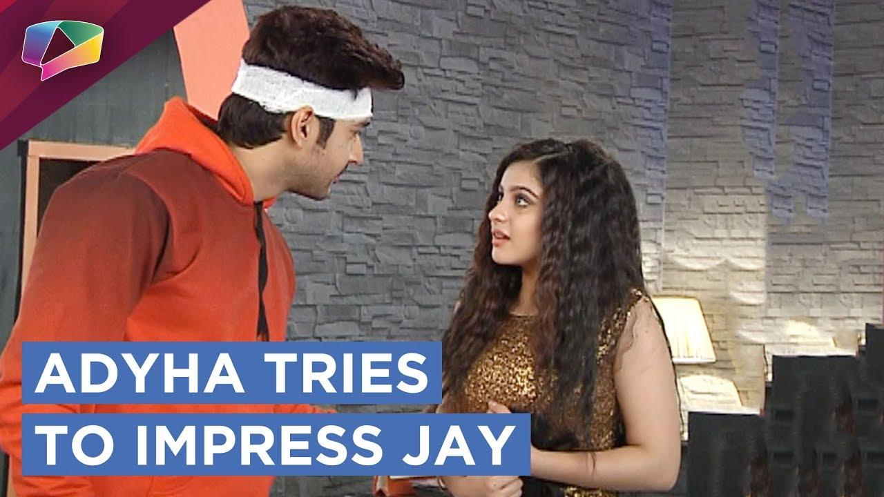 Adhya's Western Look To Impress Jay | Makes Fun Of Her | Internet Wala Love
